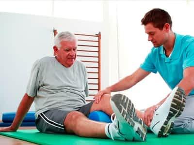 Fisioterapia para personas mayores ¿Por qué necesaria?