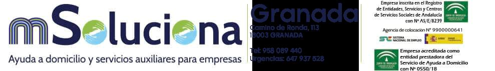 🥇 mSoluciona Granada Logo