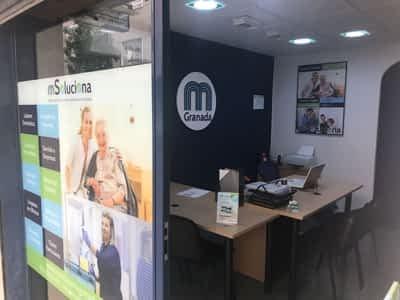 mSoluciona Granada renueva su oficina en la Calle Pedro Antonio de Alarcón