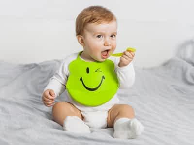 Fases de alimentación bebés