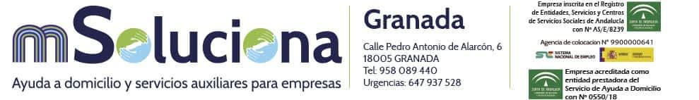 mSoluciona Granada Logo